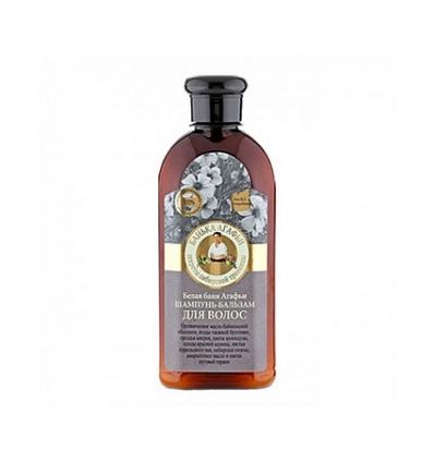 Szampon - balsam do włosów 350 ml (Bania Agafii)