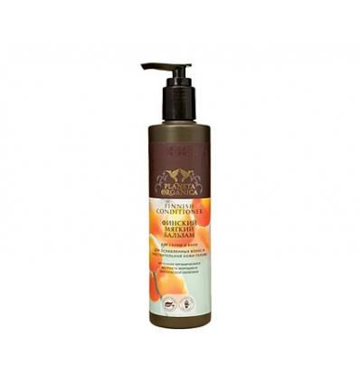 Balsam Fiński do włosów osłabionych i wrażliwej skóry głowy 280 ml (Planeta Organica)