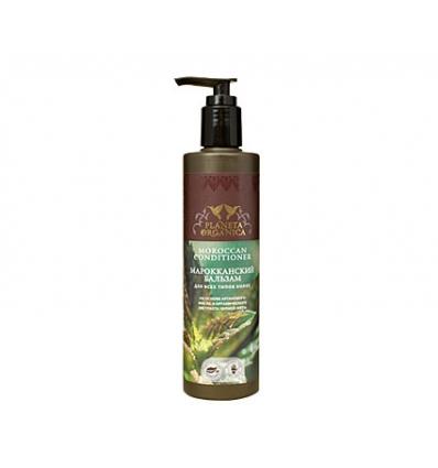 Balsam Marokański do wszystkich rodzajów włosów 280 ml (Planeta Organica)