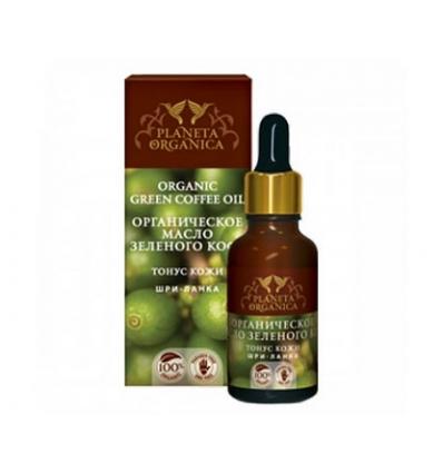 Olej z Zielonej Kawy 30 ml (Planeta Organica)