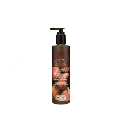 Szampon Aleppo do wszystkich rodzajów włosów. Odżywczy 280 ml (Planeta Organica)