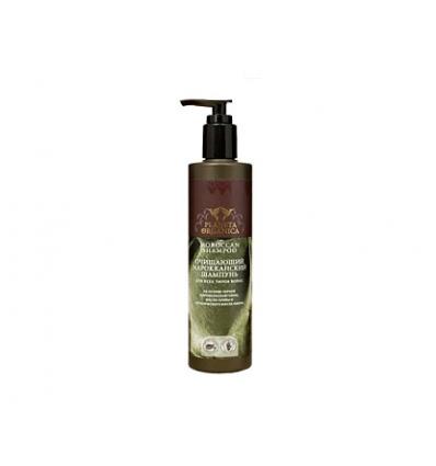 Szampon Marokański. Oczyszczający do wszystkich rodzajów włosów 280 ml (Planeta Organica)