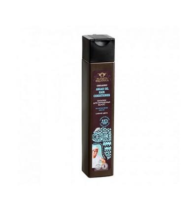 Balsam do włosów farbowanych. Olej arganowy 250 ml (Planeta Organica)