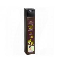 Szampon do wszystkich rodzajów włosów. Puszystość i objętość - olej avocado 250 ml (Planeta Organica)
