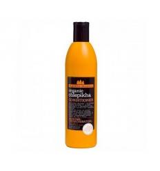Balsam do włosów przesuszonych zabiegami kosmetycznymi. Olej z rokitnika arktycznego 360 ml (Planeta Organica)