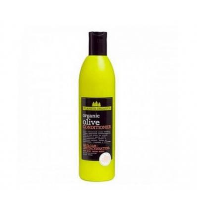 Balsam do włosów. Olej z oliwki toskańskiej 360 ml (Planeta Organica)