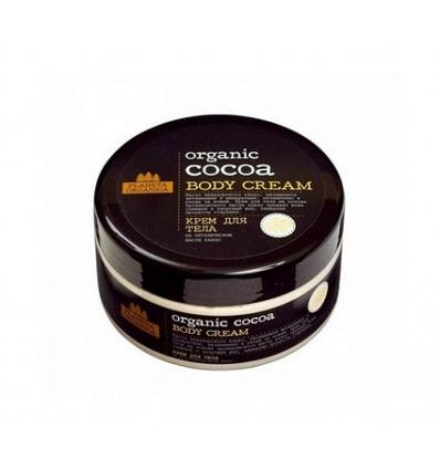 Krem do ciała. Olej z ekwadorskiego kakao 300 ml (Planeta Organica)