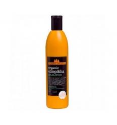 Szampon do włosów. Olej z rokitnika arktycznego 360 ml (Planeta Organica)