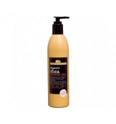 Żel pod prysznic. Olej kenijskiego shea 360 ml (Planeta Organica)