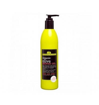 Żel pod prysznic. Olej oliwki toskańskiej 360 ml (Planeta Organica)