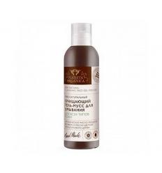 Oczyszczający żel-mus do twarzy 200 ml (Planeta Organica)