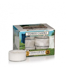 Clean Cotton (Tealight)