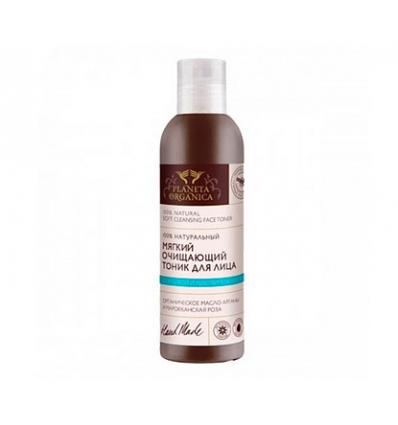 Tonik do twarzy. Miękki, oczyszczający - skóra sucha i wrażliwa 200 ml (Planeta Organica)