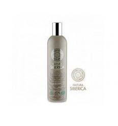Szampon do włosów zniszczonych i osłabionych. Ochrona i energia 400 ml (Natura Siberica)