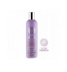 Szampon do włosów suchych. Ochrona i odżywienie 400 ml (Natura Siberica)