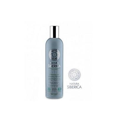 Szampon do wszystkich typów włosów. Objętość i pielęgnacja 400 ml (Natura Siberica)