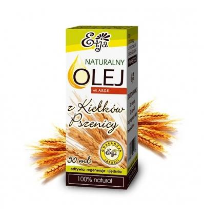 Olej z Kiełków Pszenicy 50 ml (Etja)