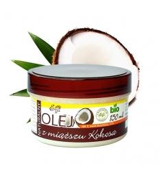 Olej z Miąższu Kokosa BIO 150 ml (Etja)