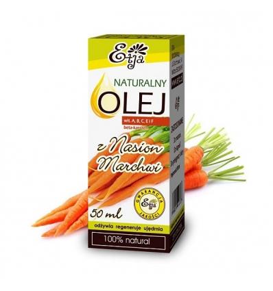 Olej z Nasion Marchwi 50 ml (Etja)