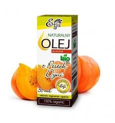 Olej z Pestek Dyni BIO 50 ml (Etja)