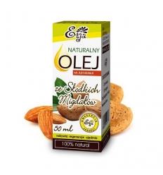 Olej ze Słodkich Migdałów 50 ml (Etja)