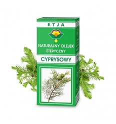 Olejek Cyprysowy 10 ml (Etja)