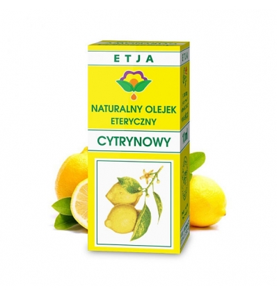Olejek Cytrynowy 10 ml (Etja)