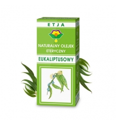 Olejek Eukaliptusowy 10 ml (Etja)