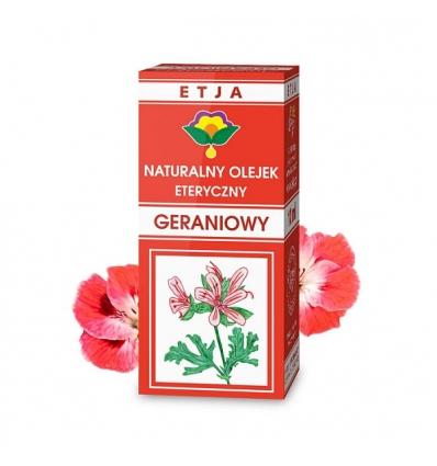 Olejek Geraniowy 10 ml (Etja)
