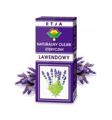 Olejek Lawendowy 10 ml (Etja)