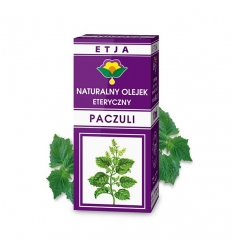 Olejek Paczulowy 10 ml (Etja)
