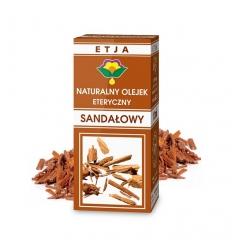 Olejek Sandałowy 10 ml (Etja)
