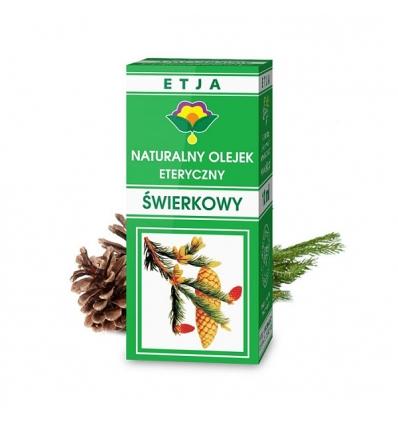 Olejek Świerkowy 10 ml (Etja)