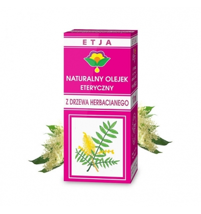 Olejek z Drzewa Herbacianego 10 ml (Etja)