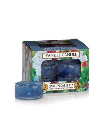 Garden Sweet Pea (Tealight)