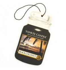 Black Coconut (Car Jar)