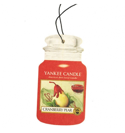 Cranberry Pear (Car Jar)