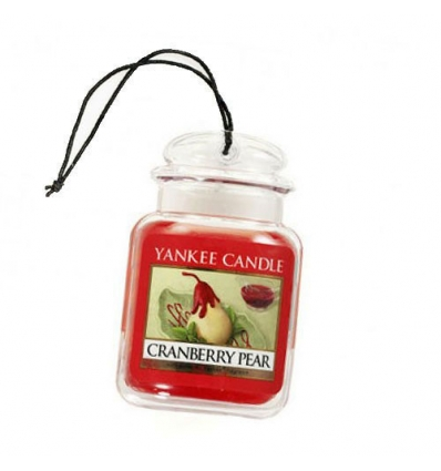 Cranberry Pear (Car Jar Ultimate)