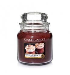 Vanilla Bourbon (Średni słoik)