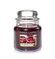 Cranberry Twist (Średni słoik)