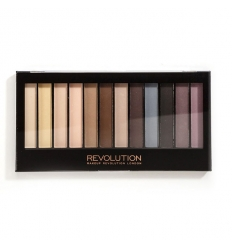 Paleta cieni Essential Mattes (Makeup Revolution)