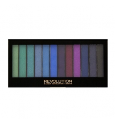 Paleta cieni Mermaids vs Unicorns (Makeup Revolution)