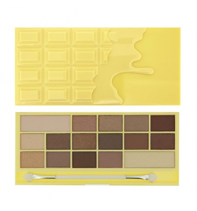 Paleta cieni Naked Chocolate (Makeup Revolution)