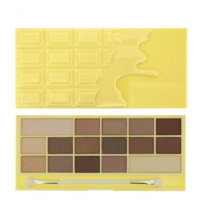 Paleta cieni Naked Chocolate (Makeup Revolution)