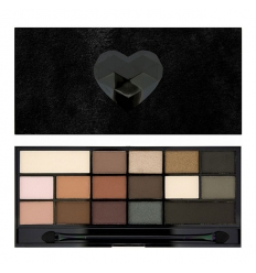 Paleta cieni Black Velvet (Makeup Revolution)