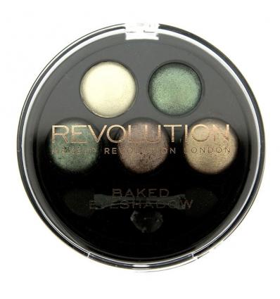 Wypiekane cienie do powiek Beyond Eden (Makeup Revolution)