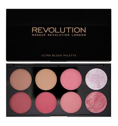 Paleta róży Sugar and Spice (Makeup Revolution)