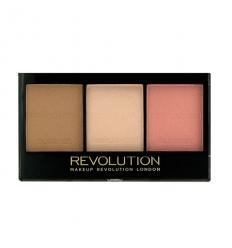 Paleta do konturowania Fair C01 (Makeup Revolution)