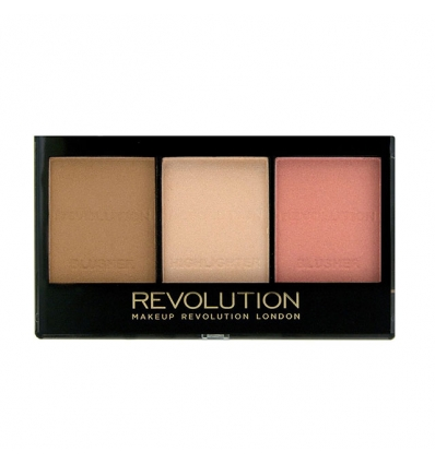 Paleta do konturowania Fair C01 (Makeup Revolution)