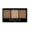 Paleta do konturowania Light/Medium C04 (Makeup Revolution)